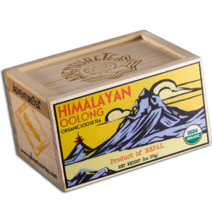 Himalayan Oolong Tea From Adventure Tea
