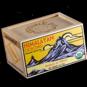 Himalayan Oolong Tea From Adventure Tea