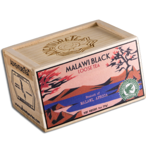 Malawi Black Tea from Adventure Tea - Exotic Loose Leaf Artisan Teas