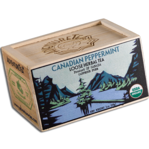 Canadian Peppermint Tea from Adventure Tea