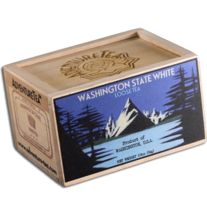 Washington State White tea from Adventure Tea