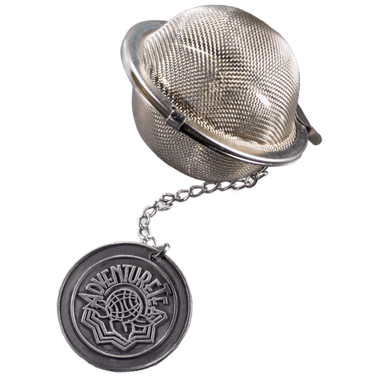 Adventure Tea Loose Leaf Tea Ball Infuser