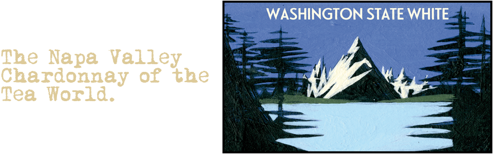Washington State White Label from AdventureTea™